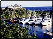 BVI Marina photo by Larry Larsen