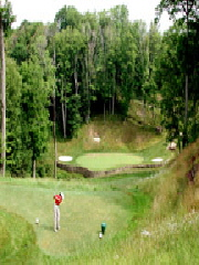 Raven Golf Club - Hole 9