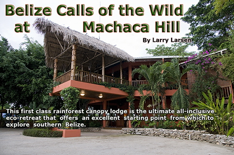 Machaca Lodge