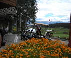 Pole Creek Mountain golf