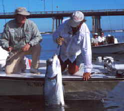 Tarpon guide Rufus Wakeman - Adventure Travel magazine